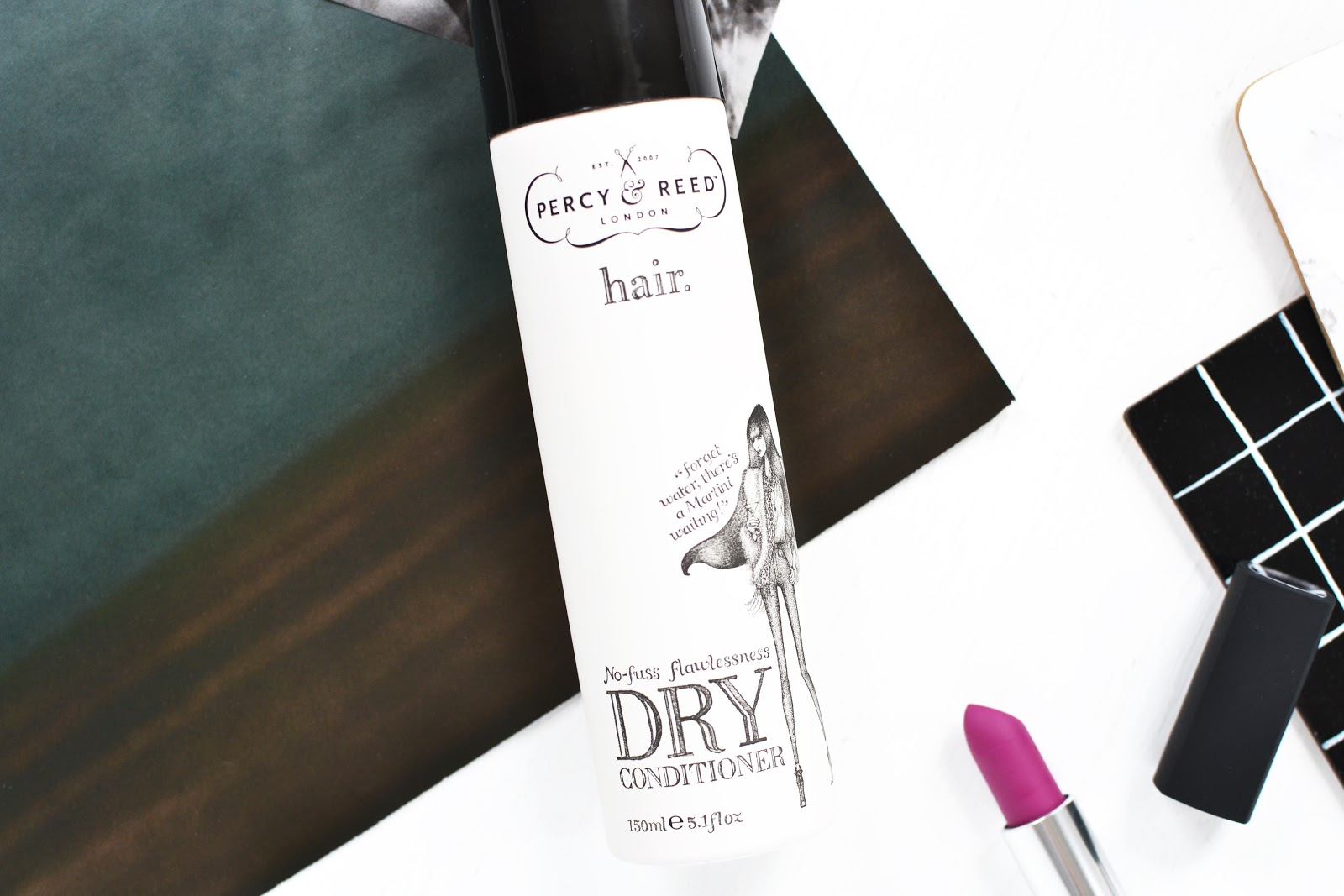 Percy & Reed No-Fuss Flawlessness Dry Conditioner