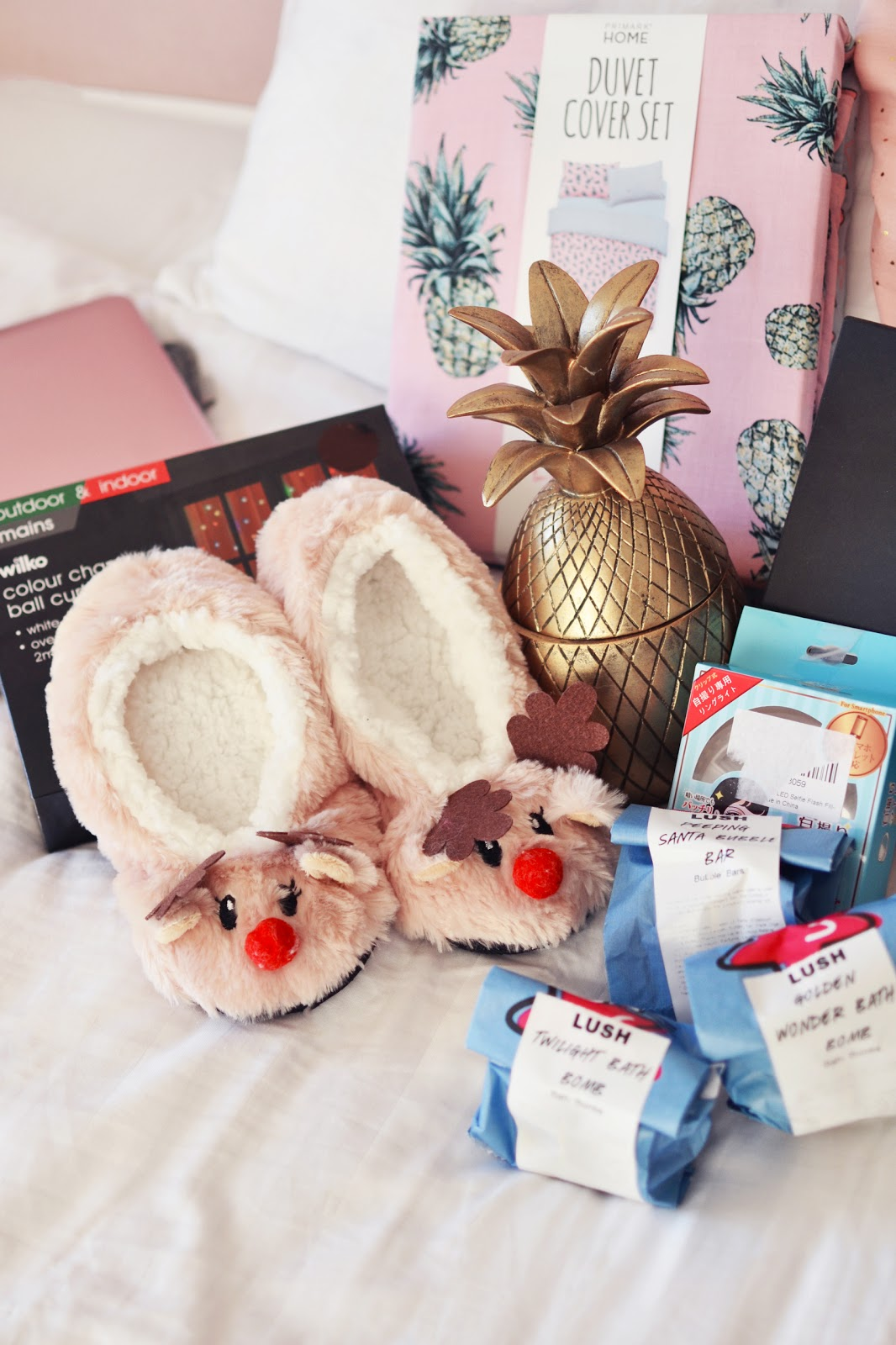 What I Got For Christmas, fashion and beauty blog