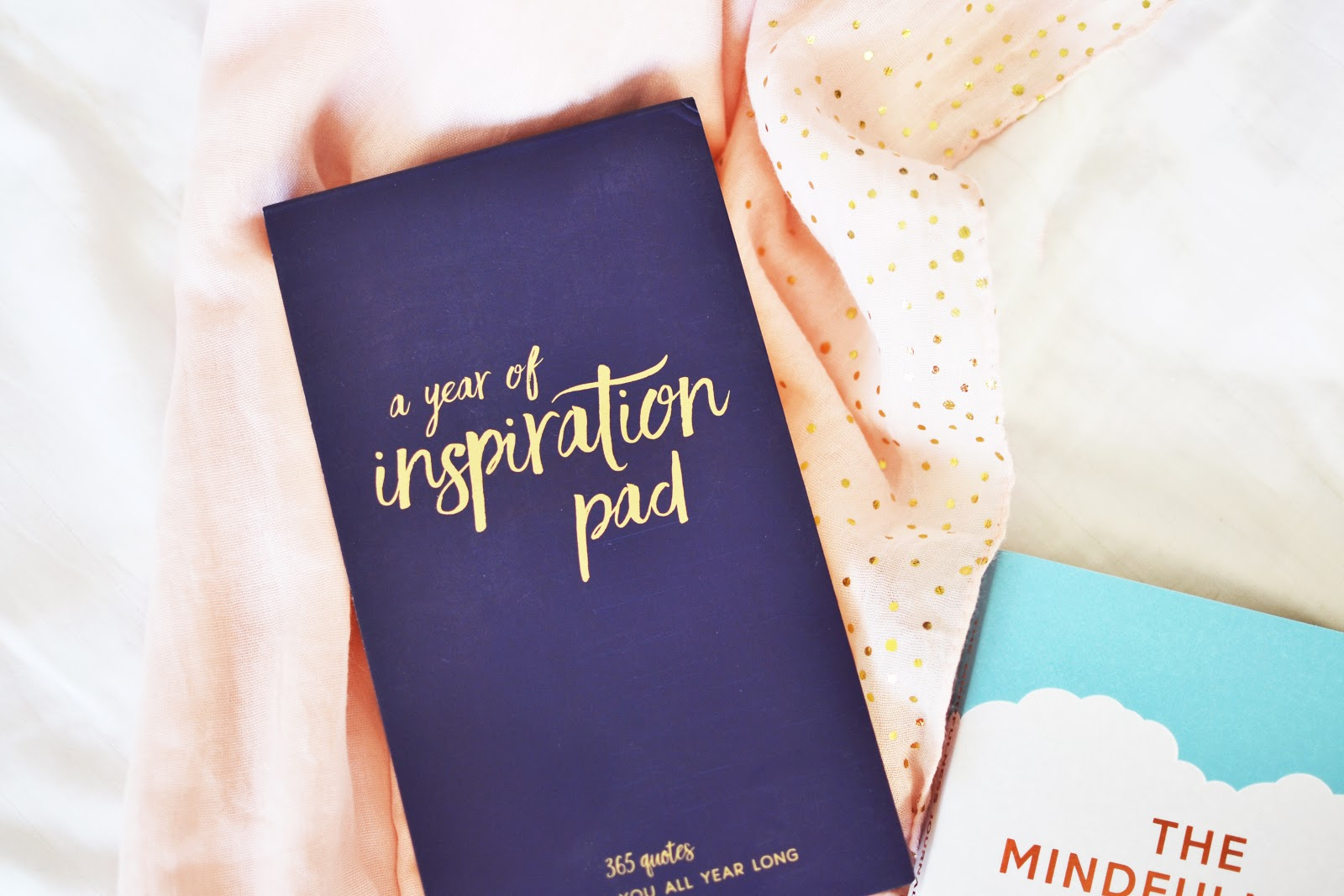 a year of inspiration pad