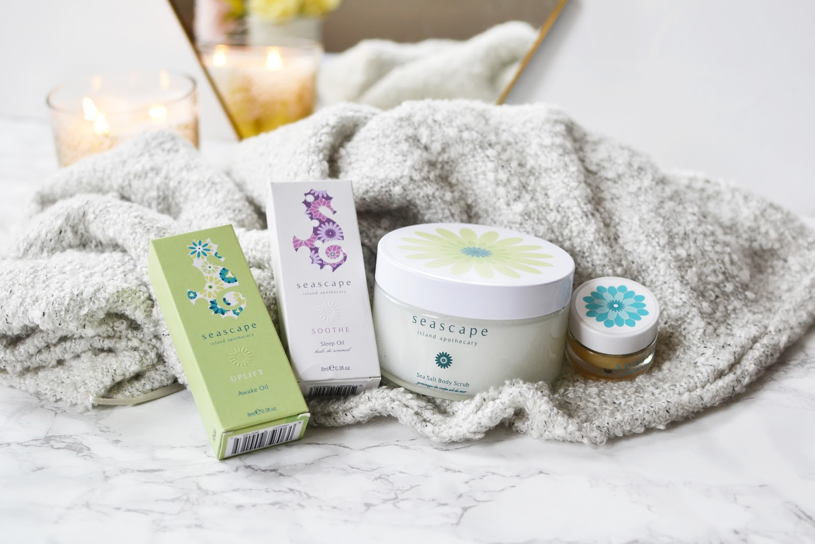 Seascape Island Apothecary, Natural Bath & Body Products