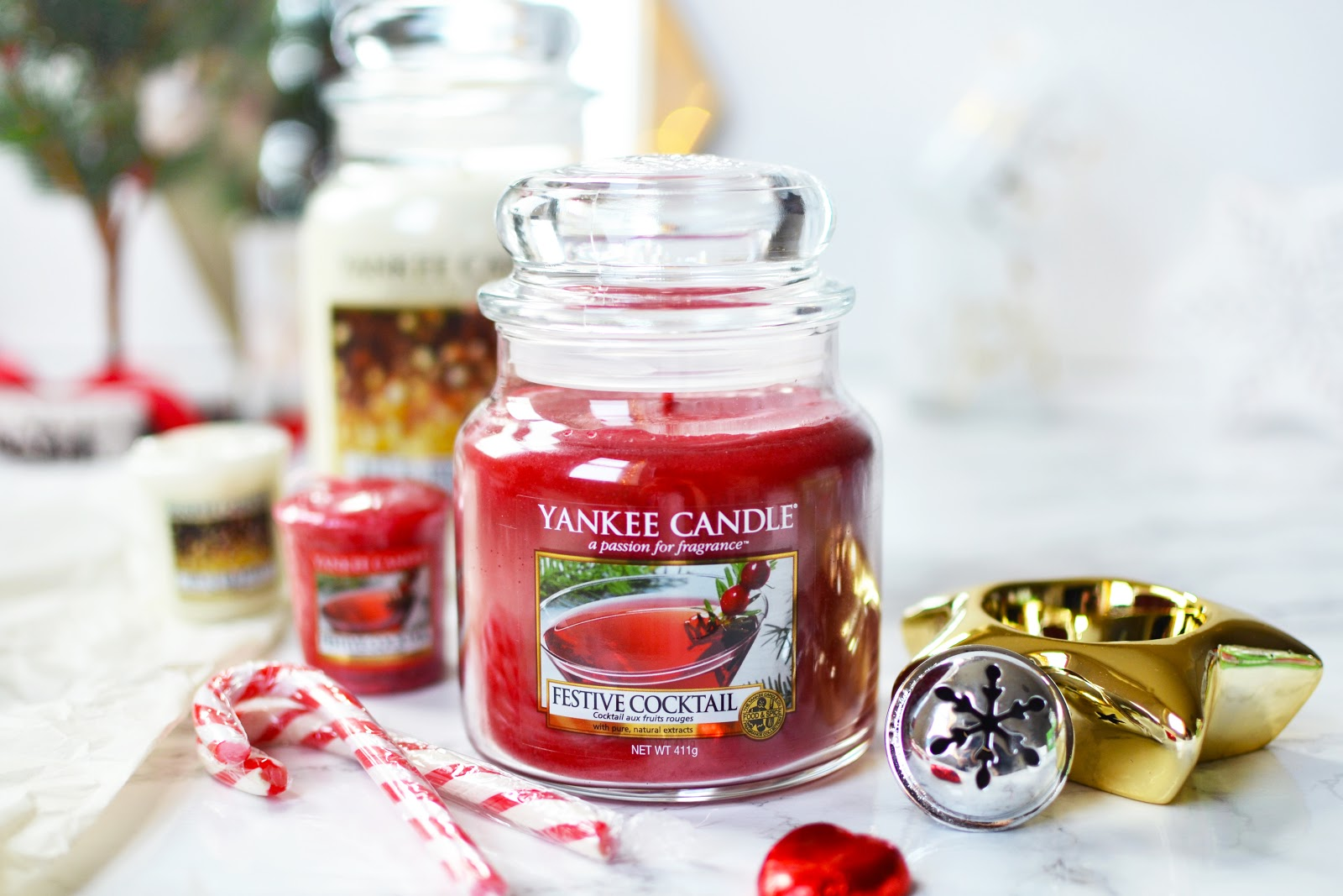 Yankee Candle Festive Cocktail