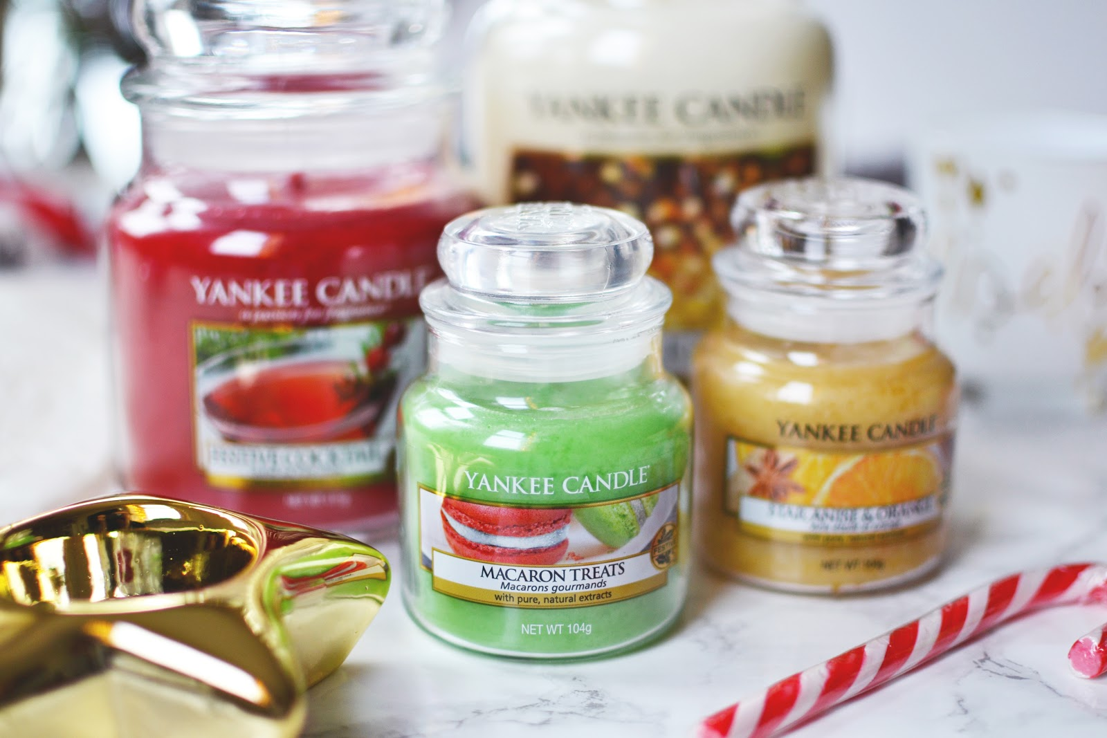Yankee Candle Holiday Party Collection