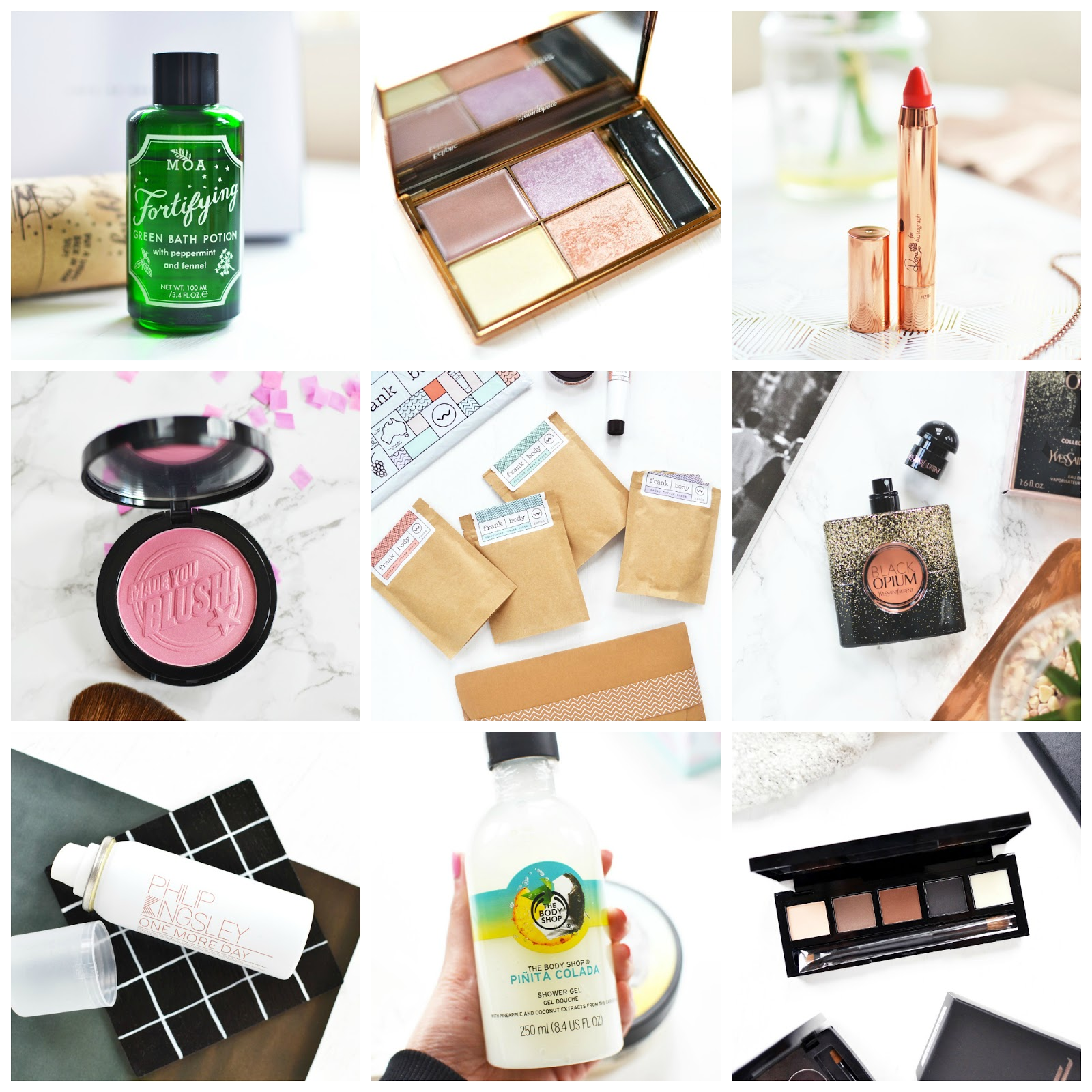BEST BEAUTY PRODUCTS FOR 2016