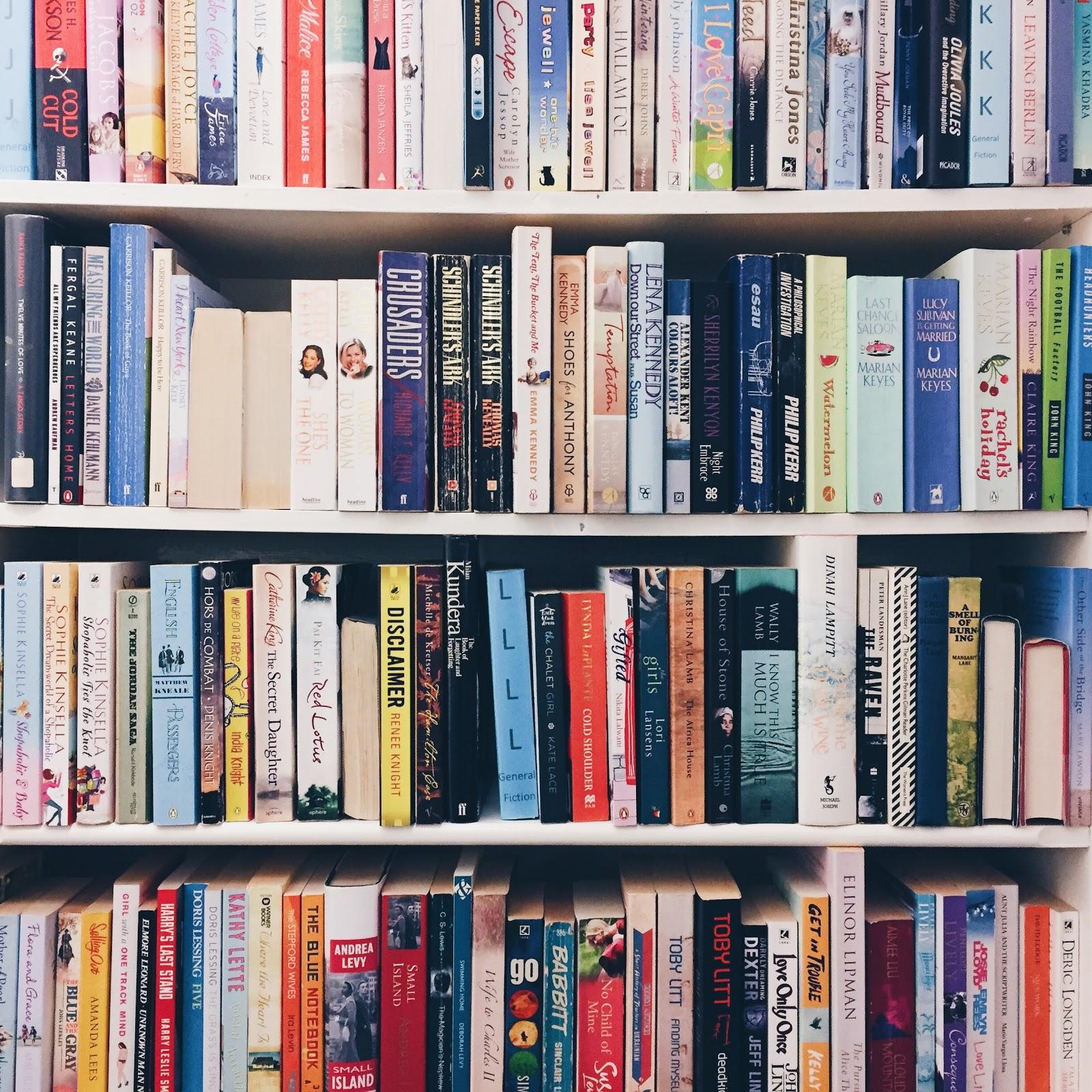 second hand book shop