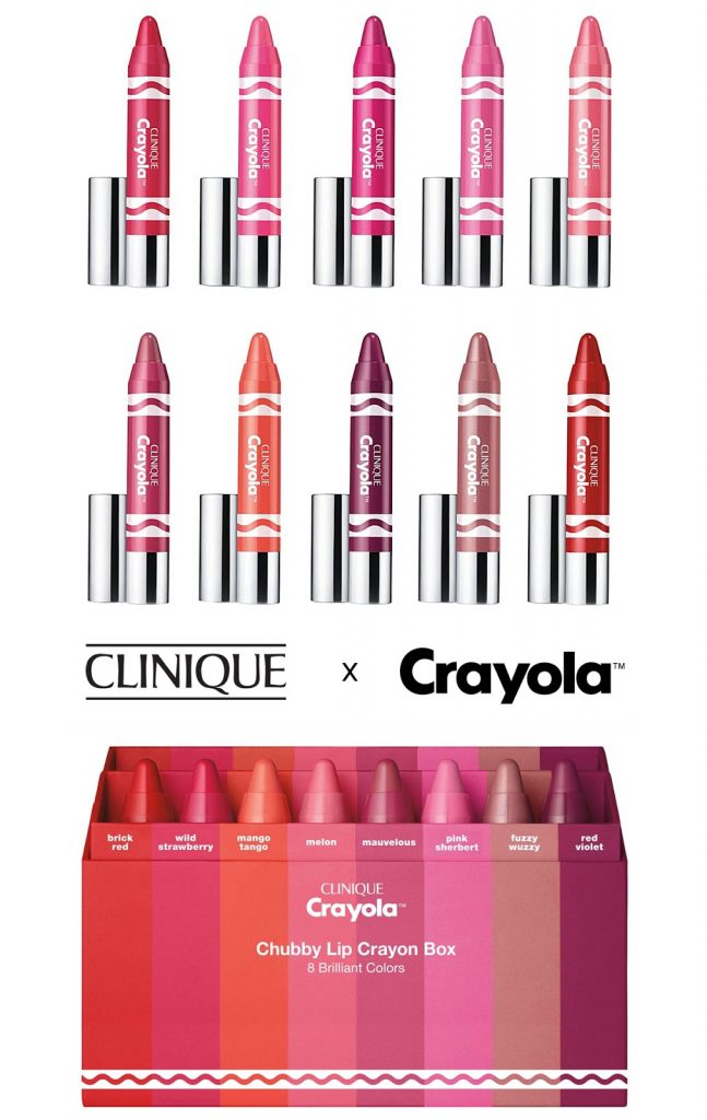 CLINIQUE x CRAYOLA Limited Edition Collection
