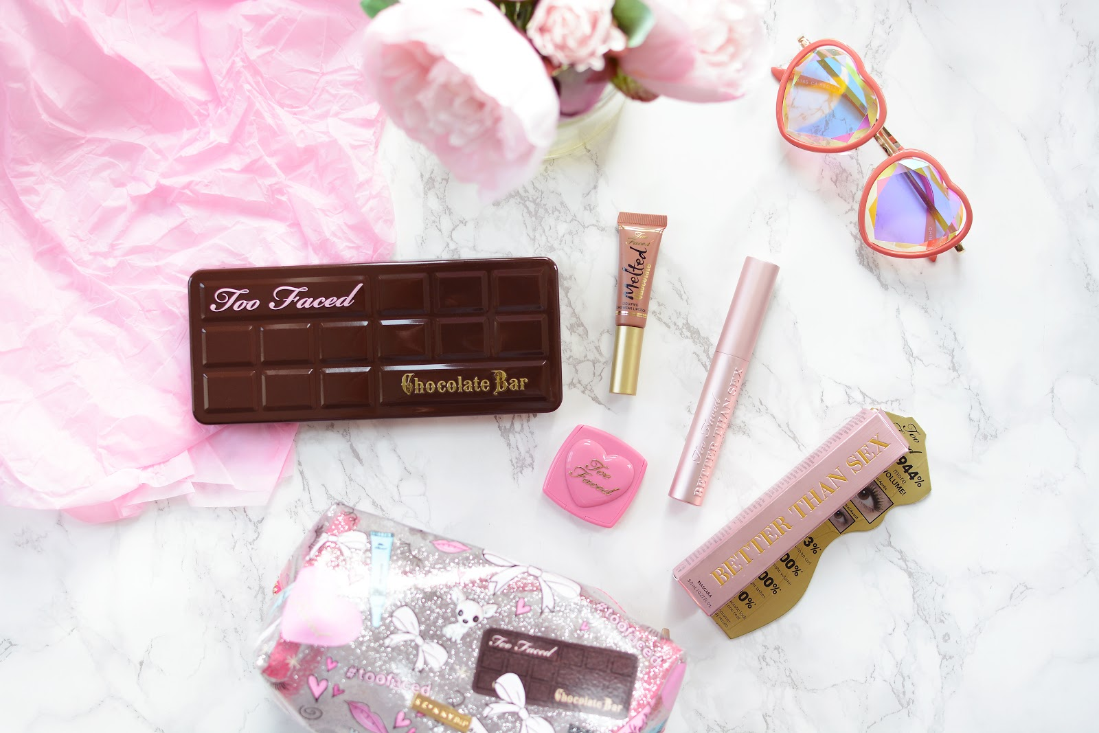 Too Faced x Skinnydip London Collaboration