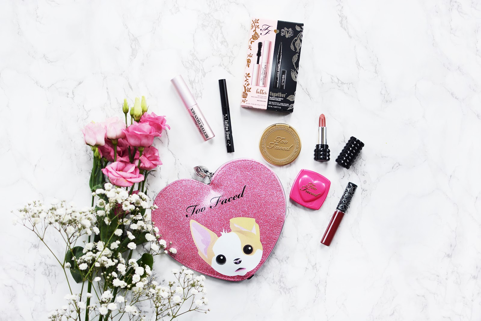 Better Together Collection by Too Faced x Kat Von D
