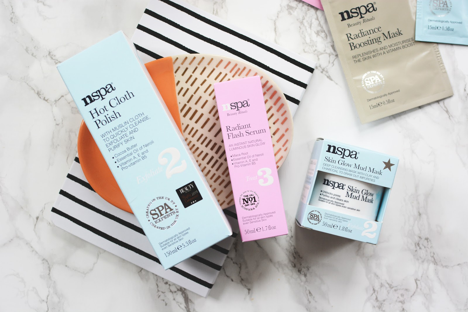 nspa skincare, skincare from asda, budget friendly skincare, affordable beauty