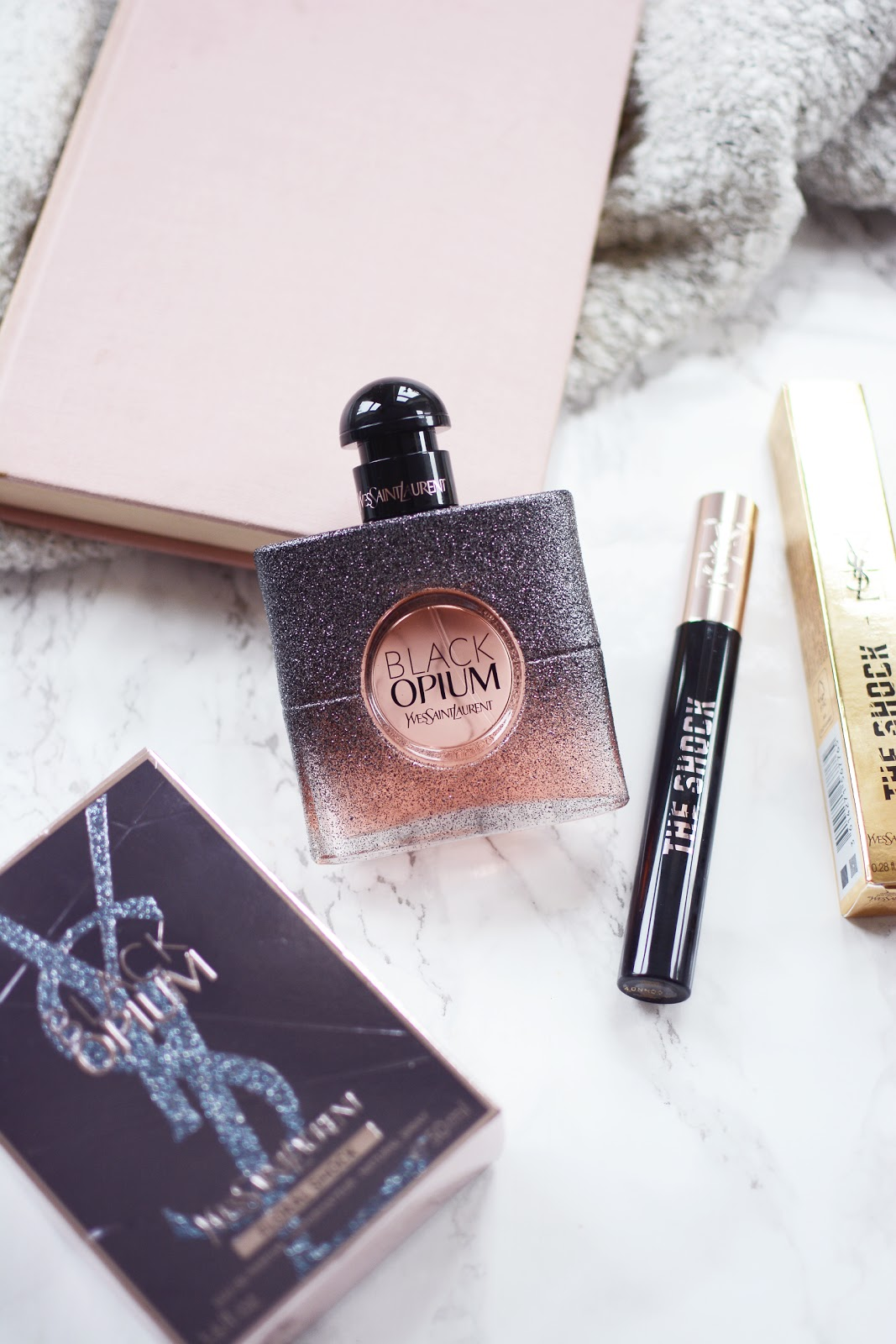YSL BEAUTY THE SHOCK COLLECTION