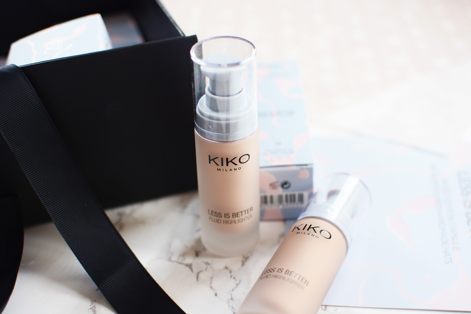 spring beauty trends, KIKO's Less Is Better Collection, no make up make up look