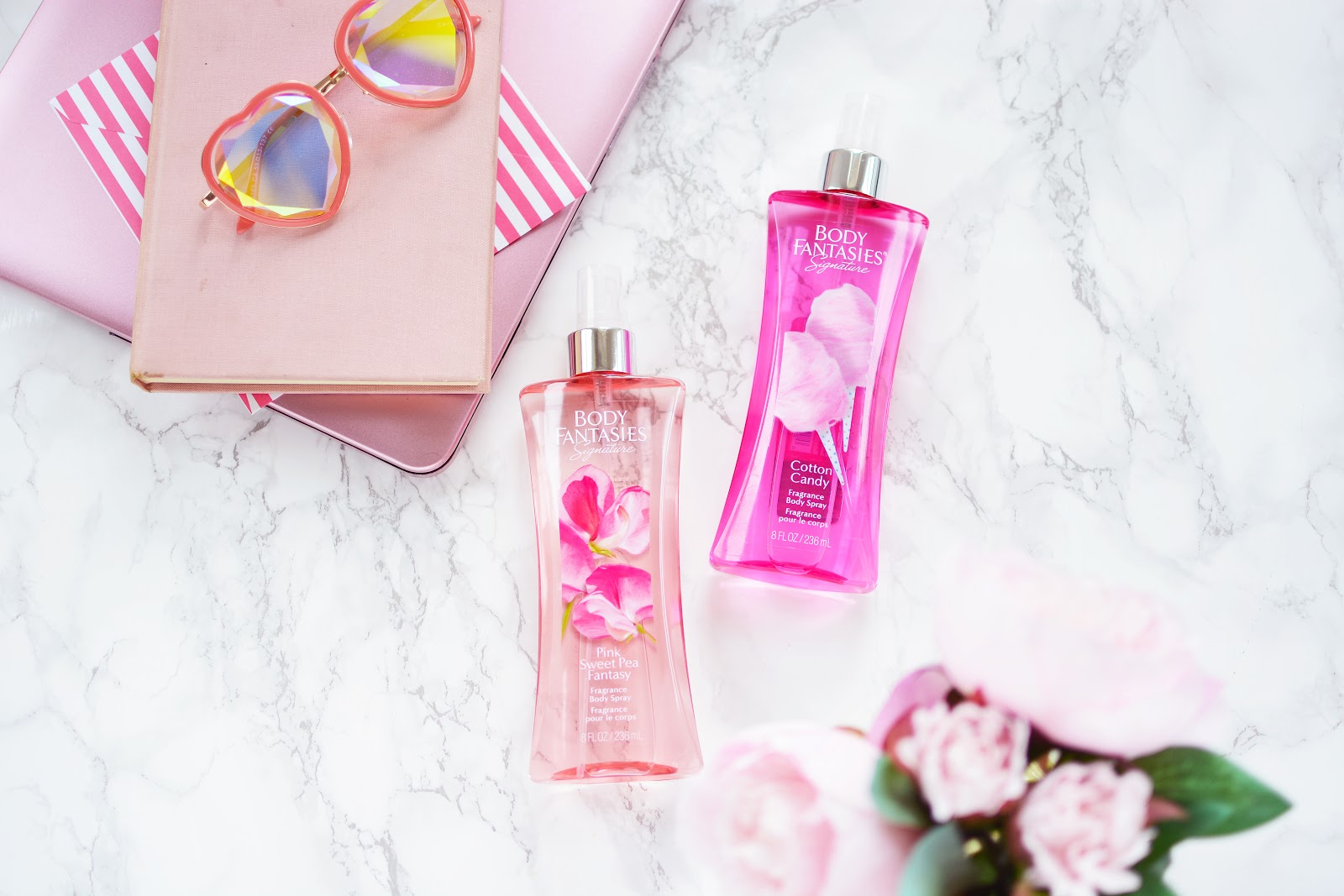 body fantasies body mists, body fantasies cotton candy