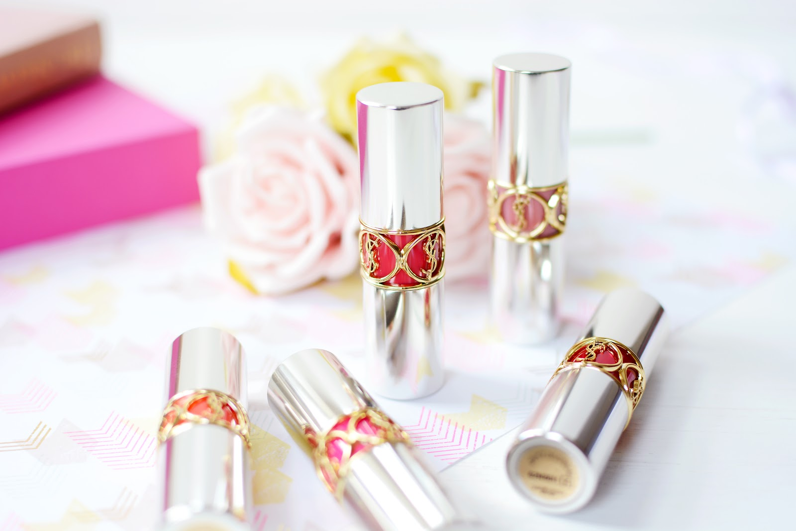 YSL Beauty Volupte Tint-In-Balm review