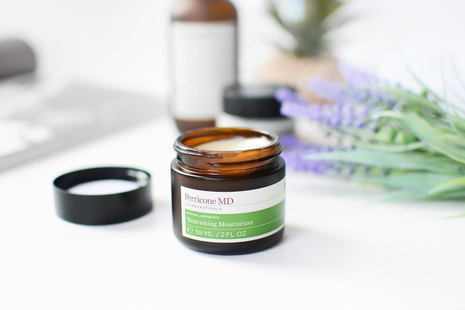 perricone md skincare nourishing moisturizer