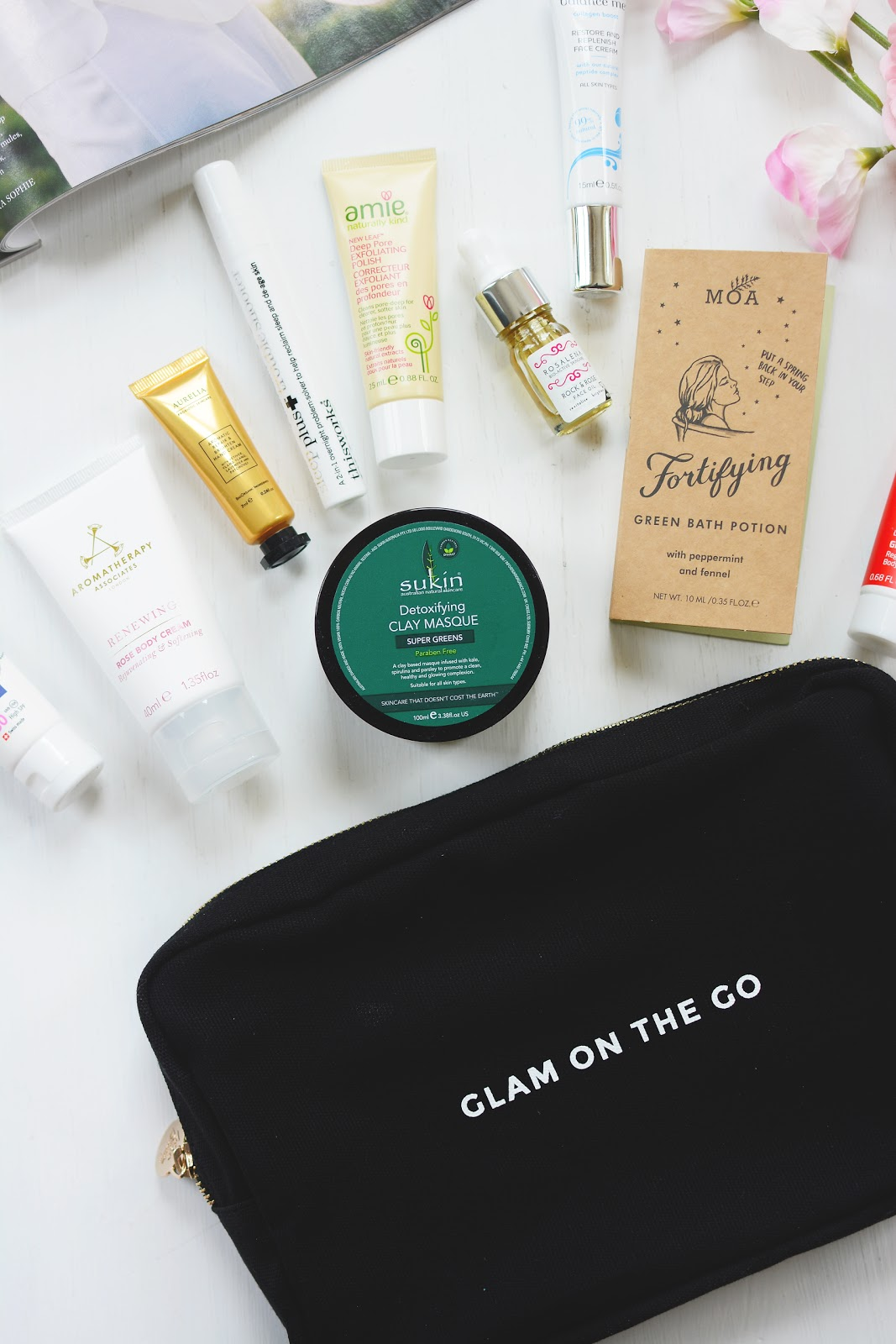 Latest In Beauty and The Perfume Society box