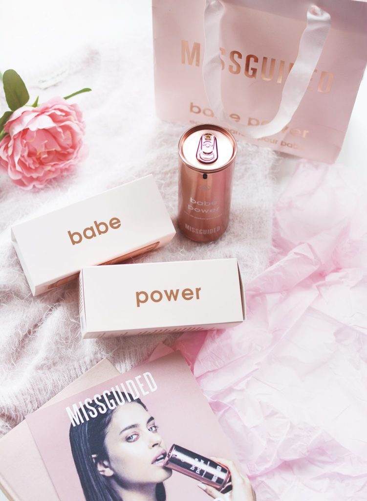 Babe Power | Missguided Launch Debut Fragrance