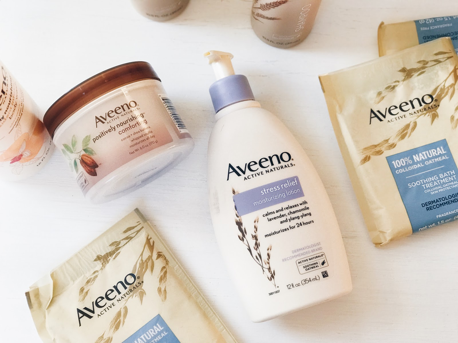 My Winter Beauty Routine With Aveeno
