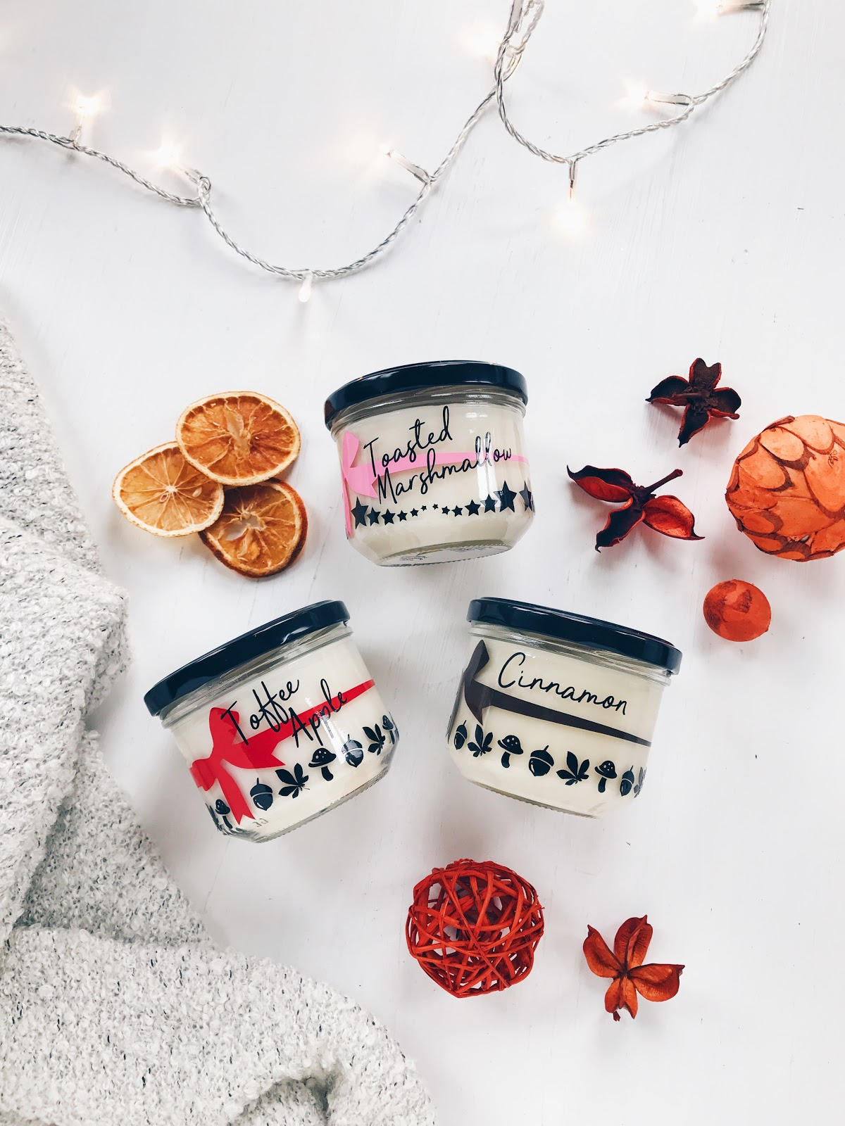 Kiss Air Scented Soy Wax Candles
