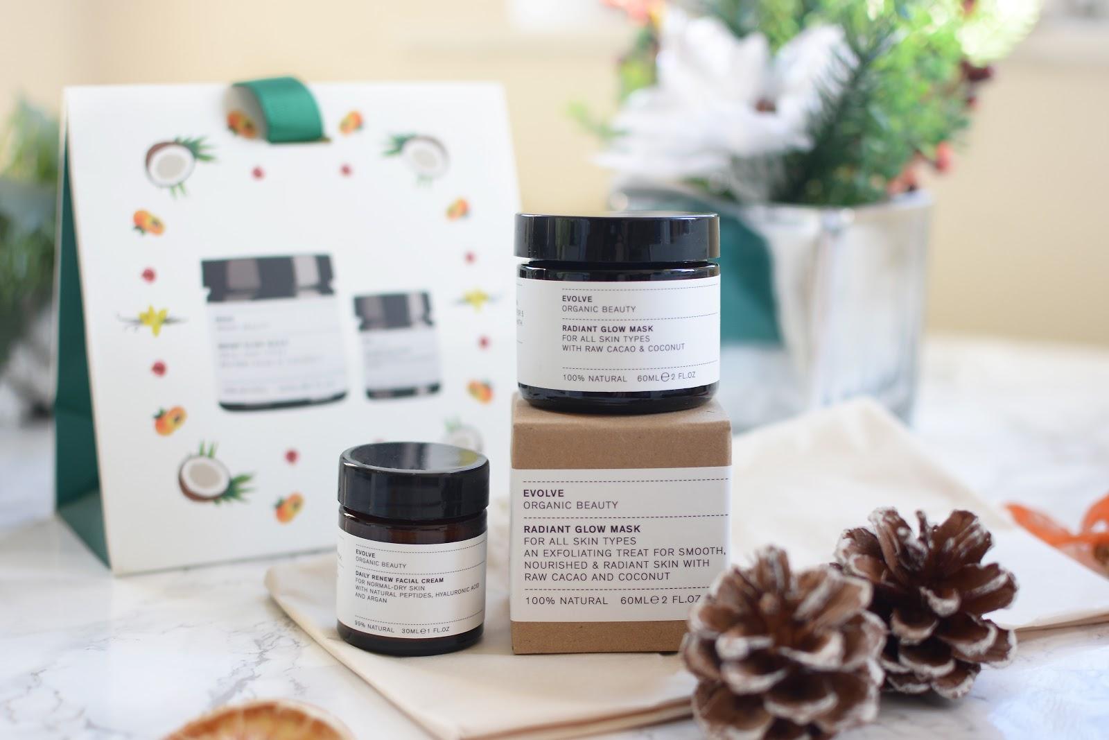 Evolve Organic Beauty Chocolate Skin Heaven Gift Set