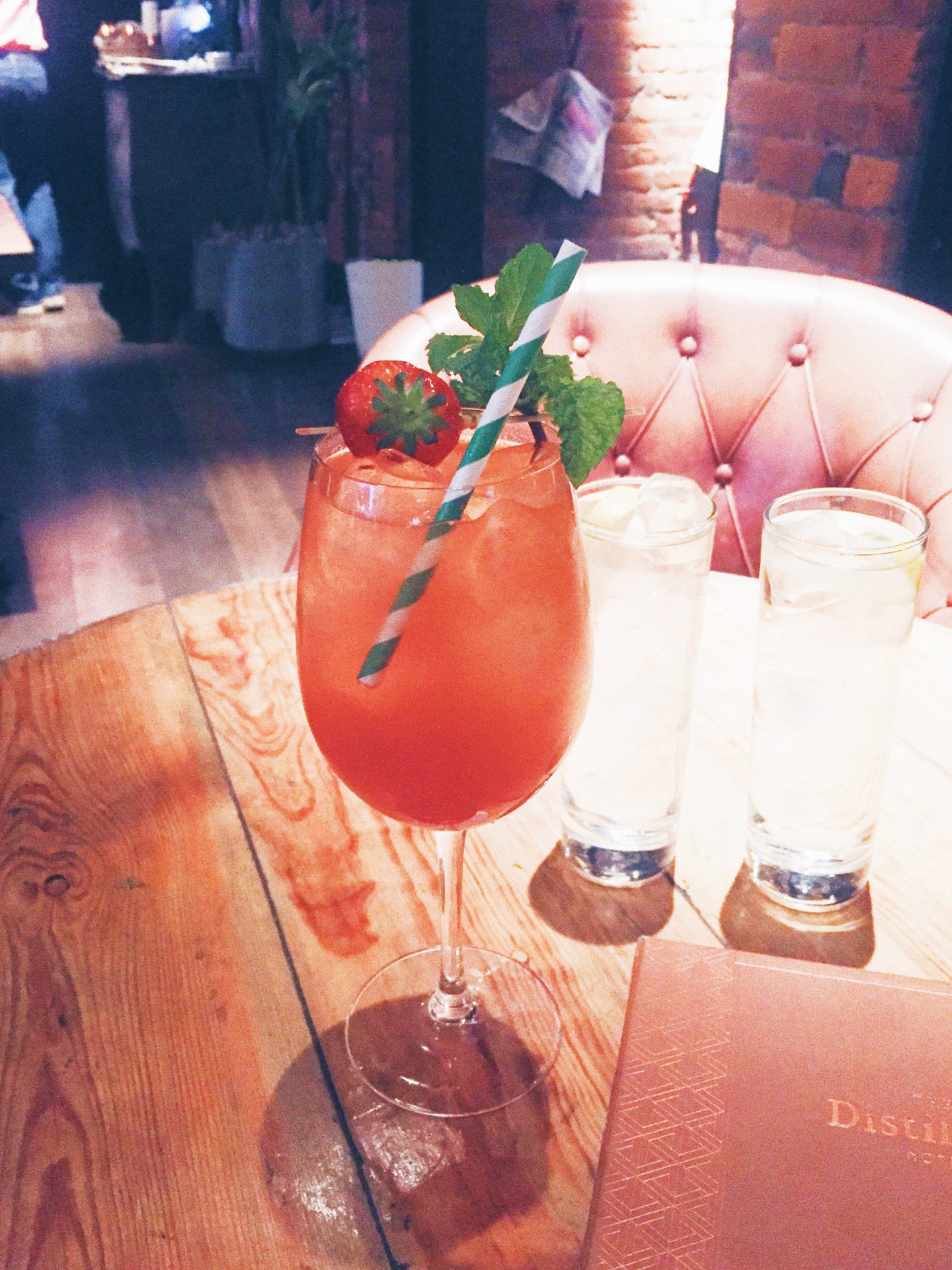 A new Summer cocktail menu at Pleased To Meet You in Newcastle