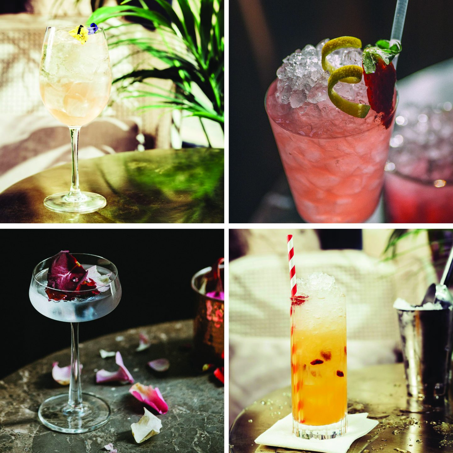 Introducing Pleased To Meet You's Summer Cocktail Menu