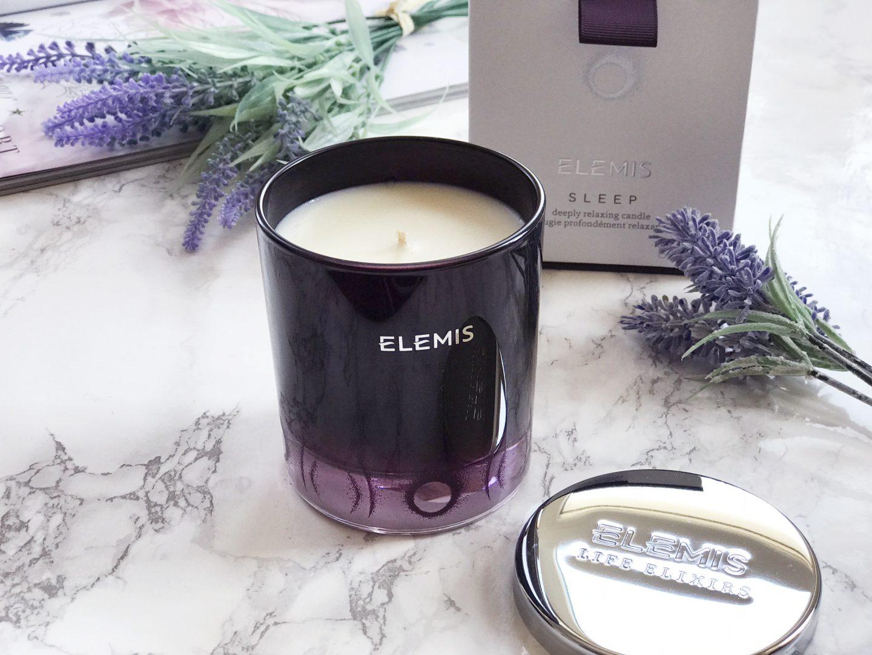 Elemis spa candle