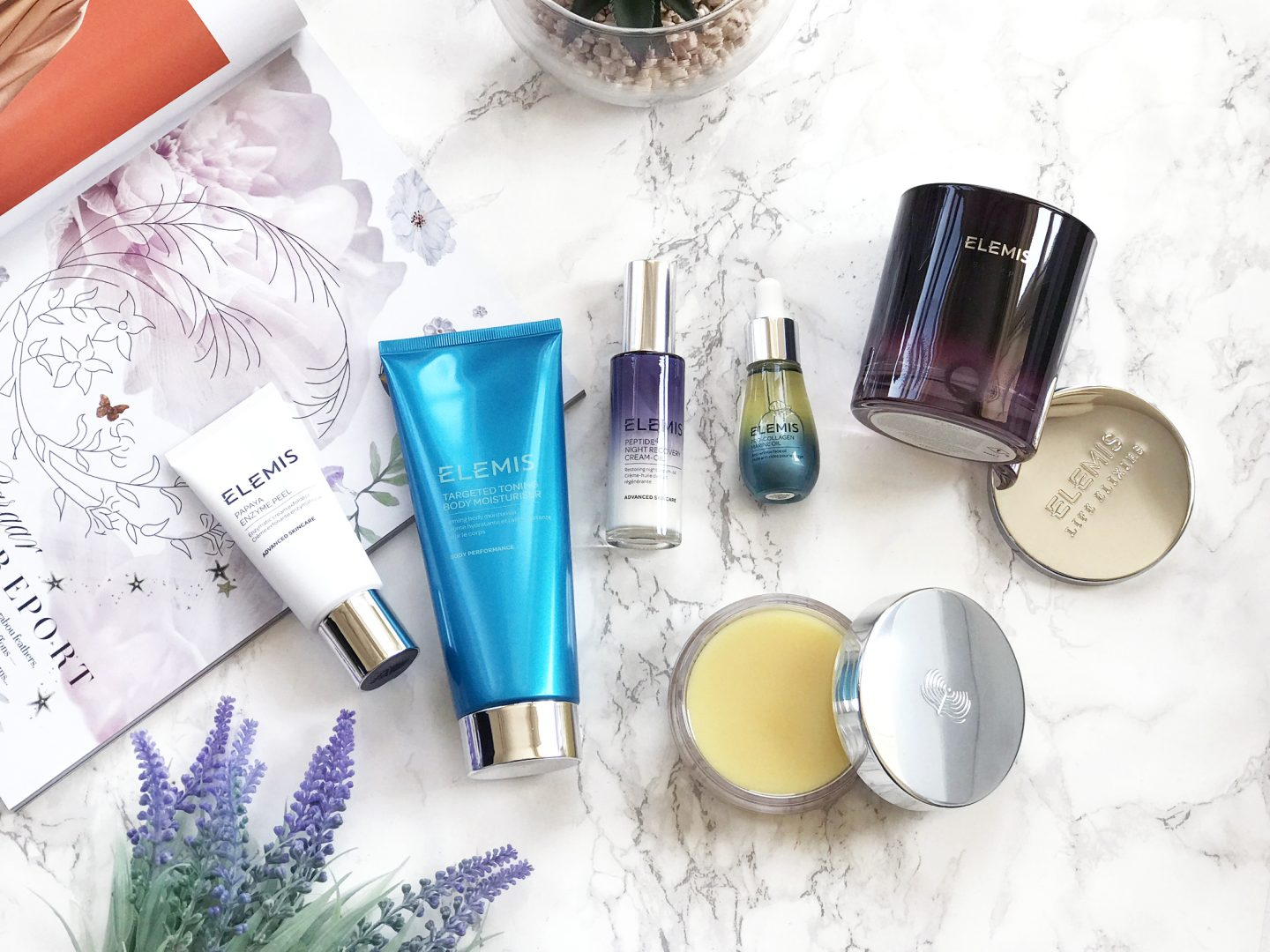 Elemis top selling products