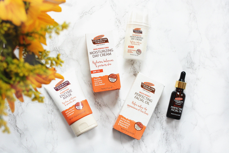 Palmers Cocoa Formula Skincare