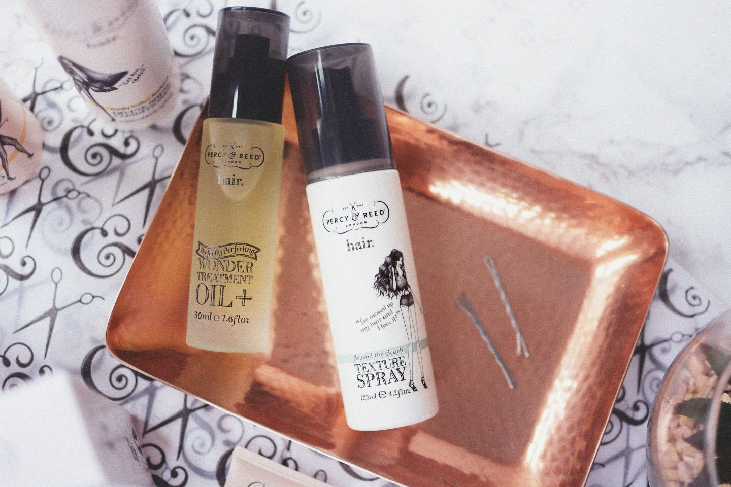 Percy & Reed Hair Products